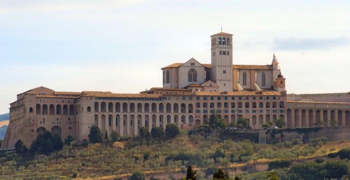 sacro convento assisi